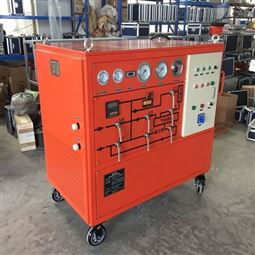 SF6气体抽真空充气检验设备