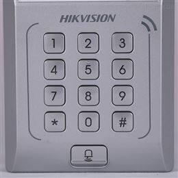 海康威视DS-K1T801-门禁一体机