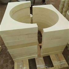 批发定制高密度硬质双抱箍聚氨酯管托