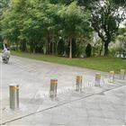 全自動升降液壓擋車樁 成品伸縮路樁廠家
