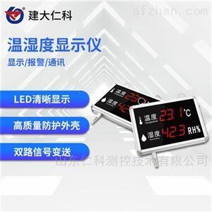 RS-WS-N01-K1建大仁科 看板式温湿度变送器 大尺寸数码管