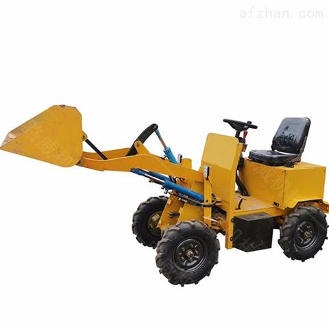 生产建筑工地多功能液压助力装载车