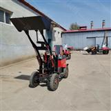 新疆养殖场用电动铲车 养牛厂用铲粪铲车