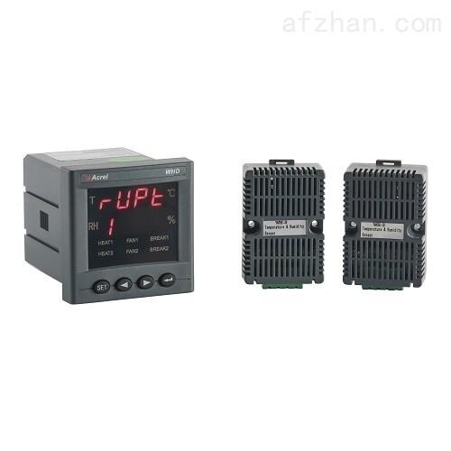 多路温湿度控制器