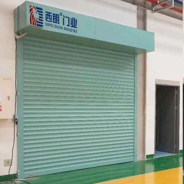 徐州防盗铝合金卷帘门