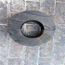 防腐管道木托 环保无异味空调木托厂家