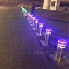 全自動一體式液壓升降柱帶發光燈警示樁