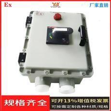 BX-防爆开关箱 涂料设备防爆照明动力配电箱