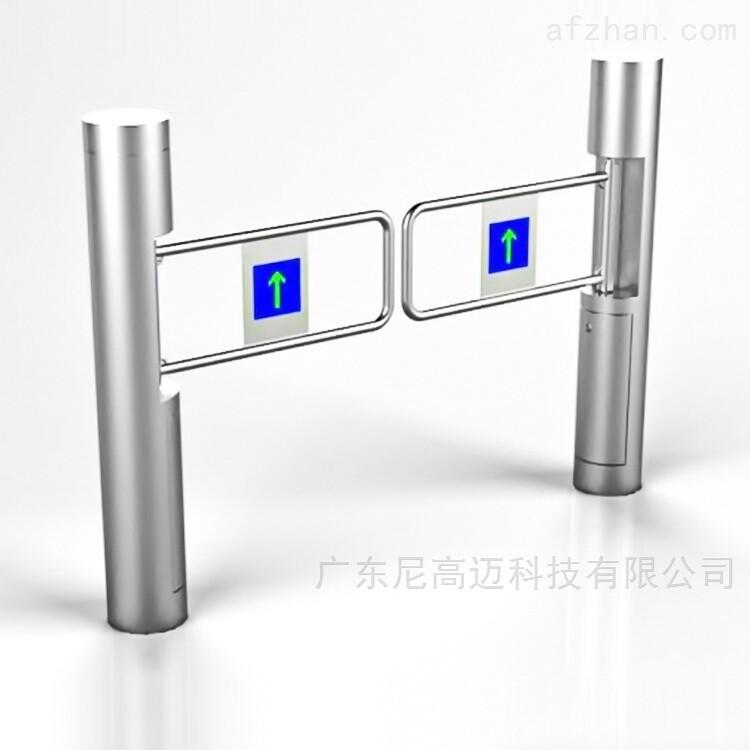 自动感应摆闸 不锈钢单向挡闸 人行通道门