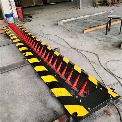 地埋式液压机电式扎胎器单向双向可定制