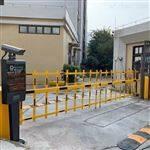 NGM車牌識別道閘進出掃碼繳費停車場收費系統