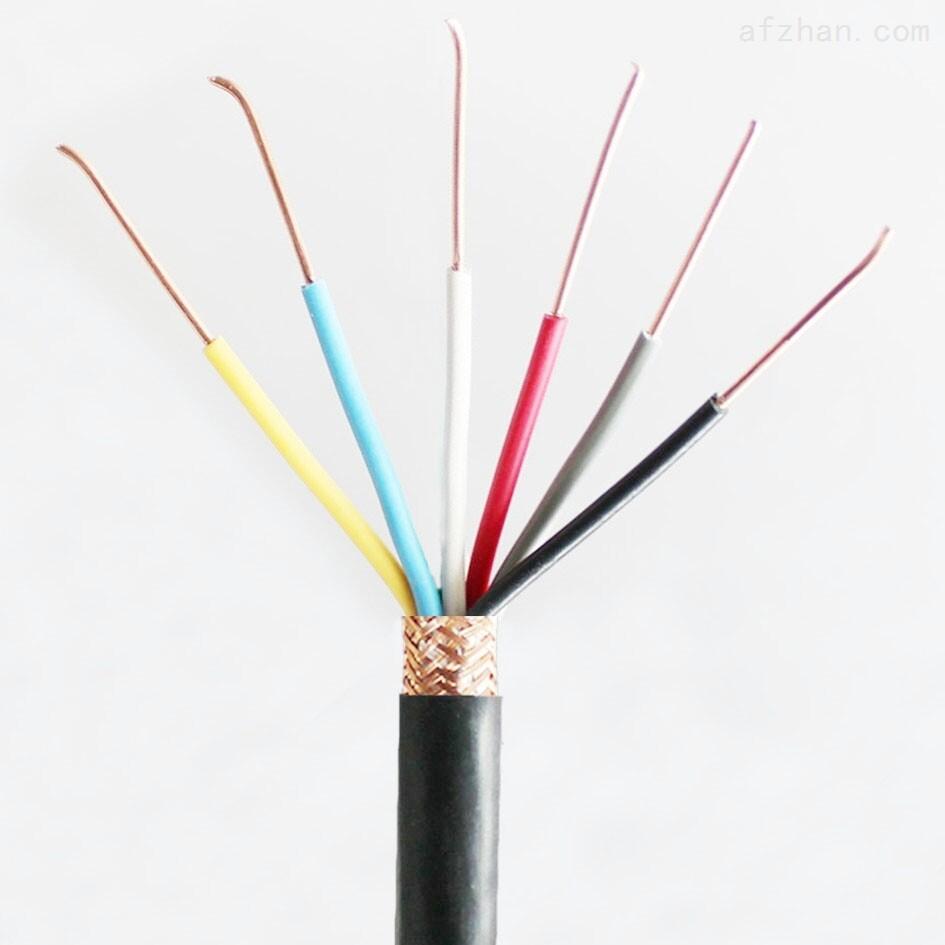KVVP屏蔽控制电缆 4芯0.75平方生产商