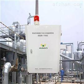 BYQL-VOC深圳龙岗VOCs气体自动在线监测预警系统