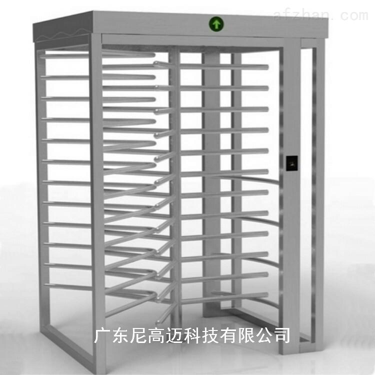 小區不銹鋼全高轉閘 電動智能旋轉閘 柵欄閘