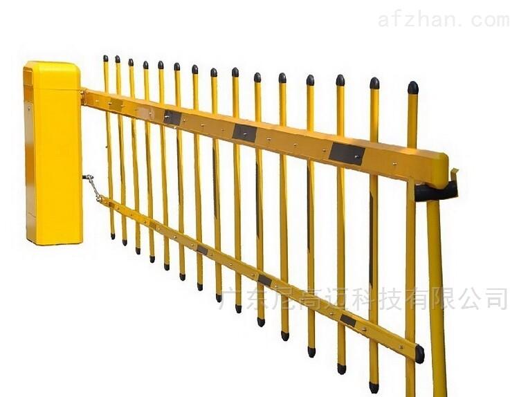 栅栏杆式自动拦杆挡车道闸机