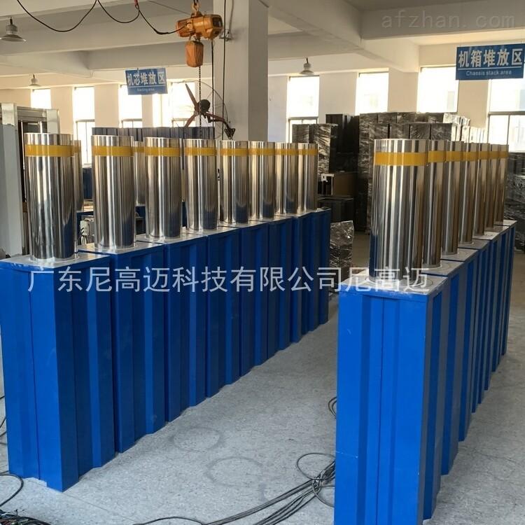 电动液压一体式防撞伸降柱生产厂家