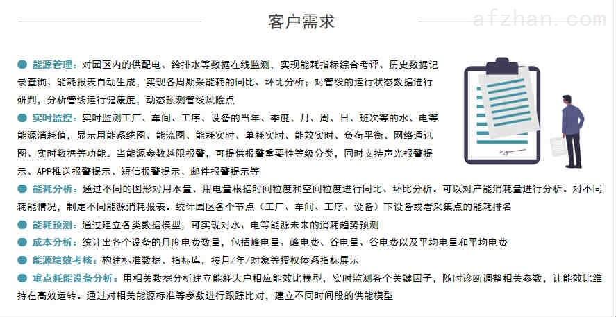 湖南郴州能源管理平台功能强大
