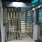 NGM不锈钢十字智能成品旋转门监獄全高栅栏转闸