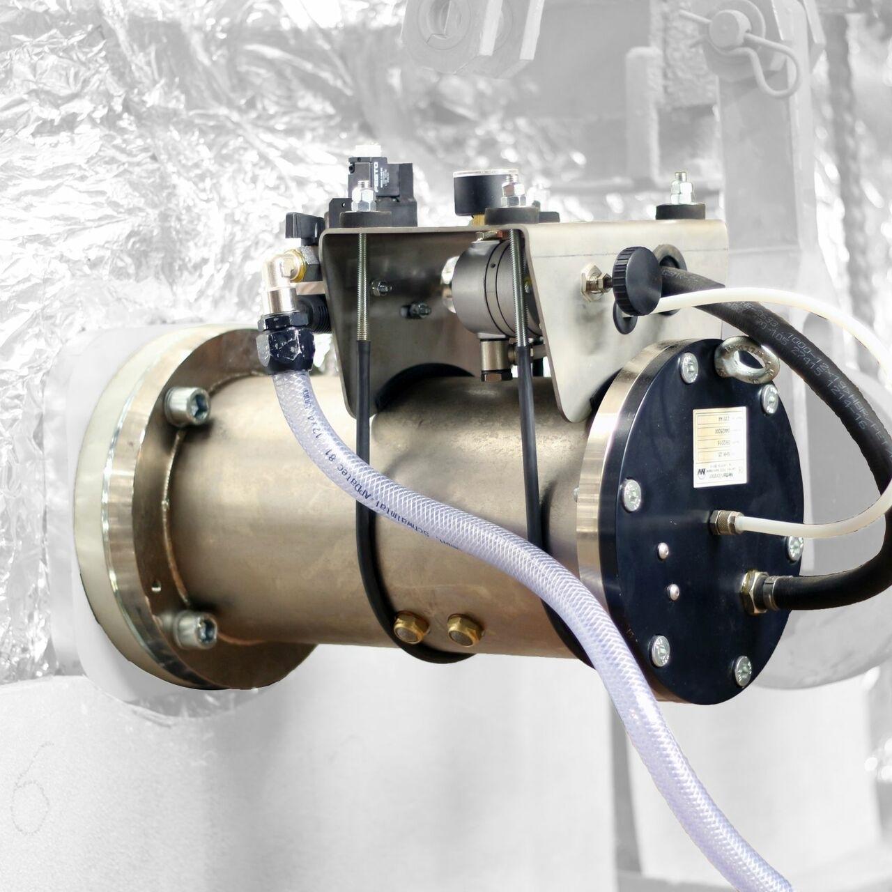 Netter Vibration振动器在清洁行业的应用