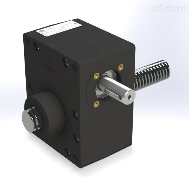 Unimec 双动螺旋升降机用于叉形把手