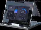 FK10110.1寸双屏人证访客一体机
