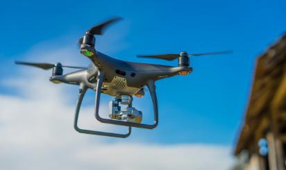 无人机应用领域新发展 赋能智慧城市建设