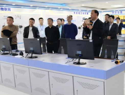 """河南省电力企业协会""""智慧电力运维助力企业转型升级""""研讨会在力安科技召开"""