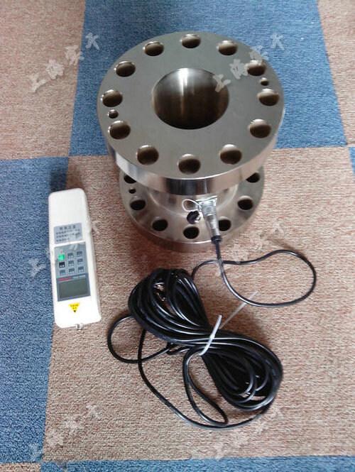 法兰数字式测推力仪器图片