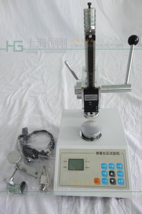弹簧拉力检测仪器