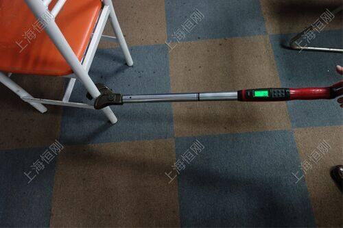数显管钳头钢筋连接套筒扭力检测扳手