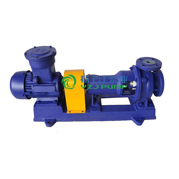 IHF系列防爆氟塑料衬里离心泵
