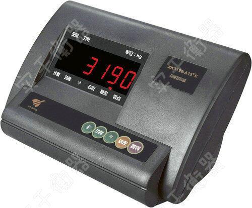 电子钢瓶秤仪表