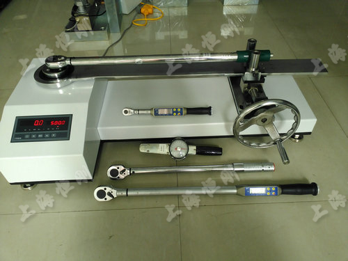 SGNJD型号的扭力扳手校正仪