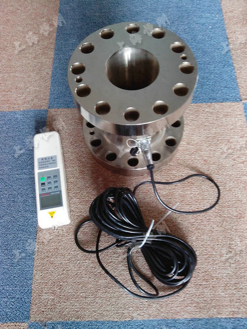 法兰数显拉压测力仪 量程10KN -100KN