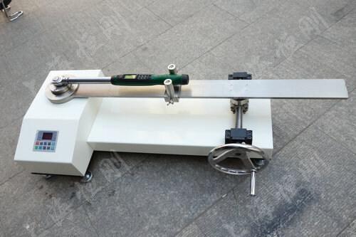 SGNJD型号的扭力扳手校验仪