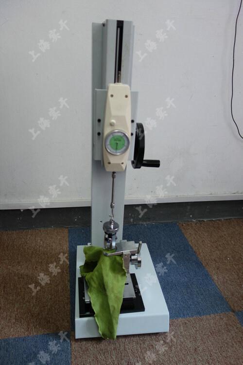 服装按扣拉力测试仪/工字扣钮扣拉力测试仪