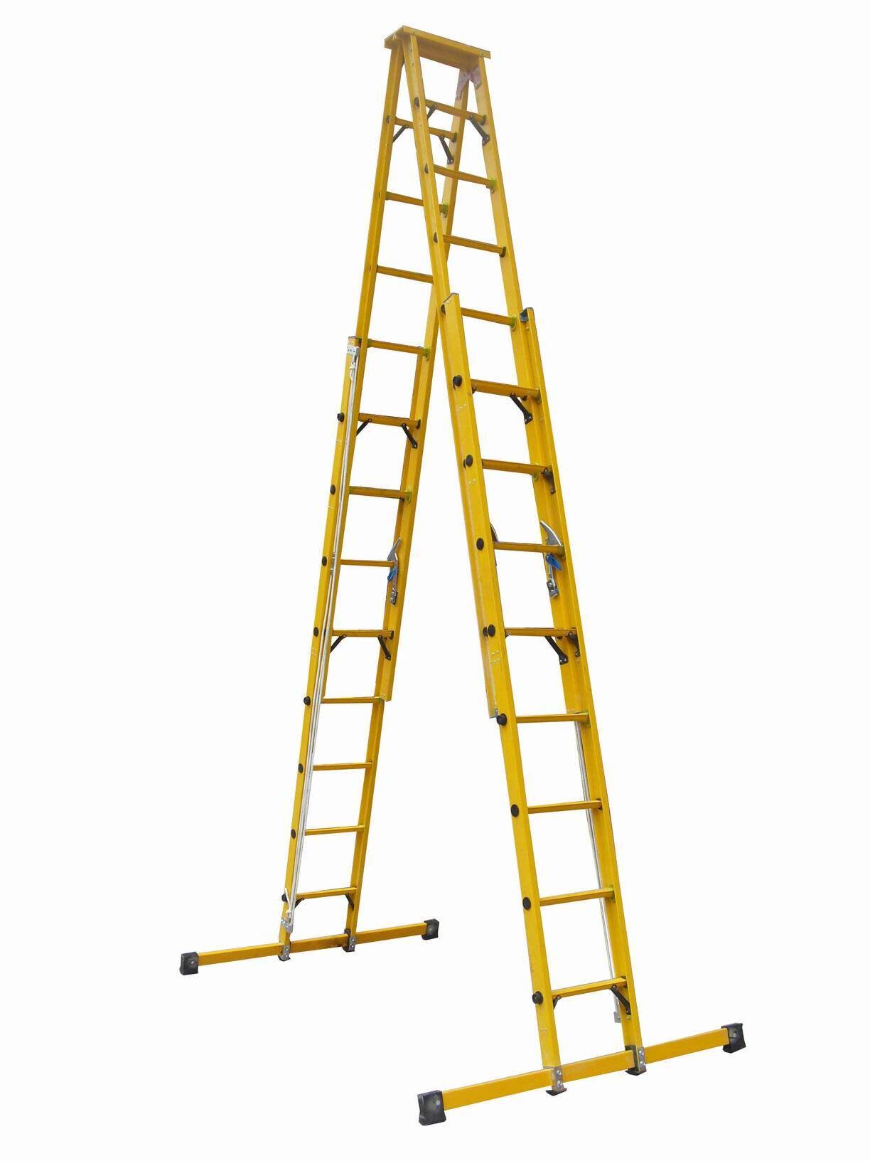 全绝缘A型拉升梯