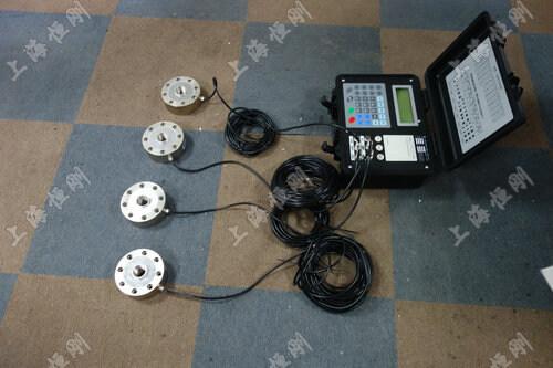 多通道便携式测力仪器