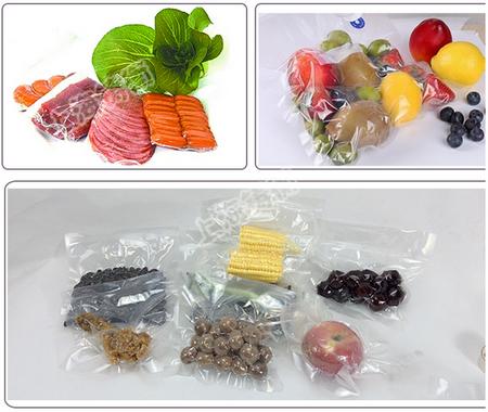 水果台式真空包装机