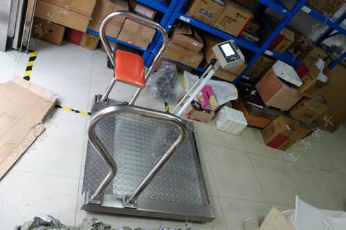 透析轮椅电子秤