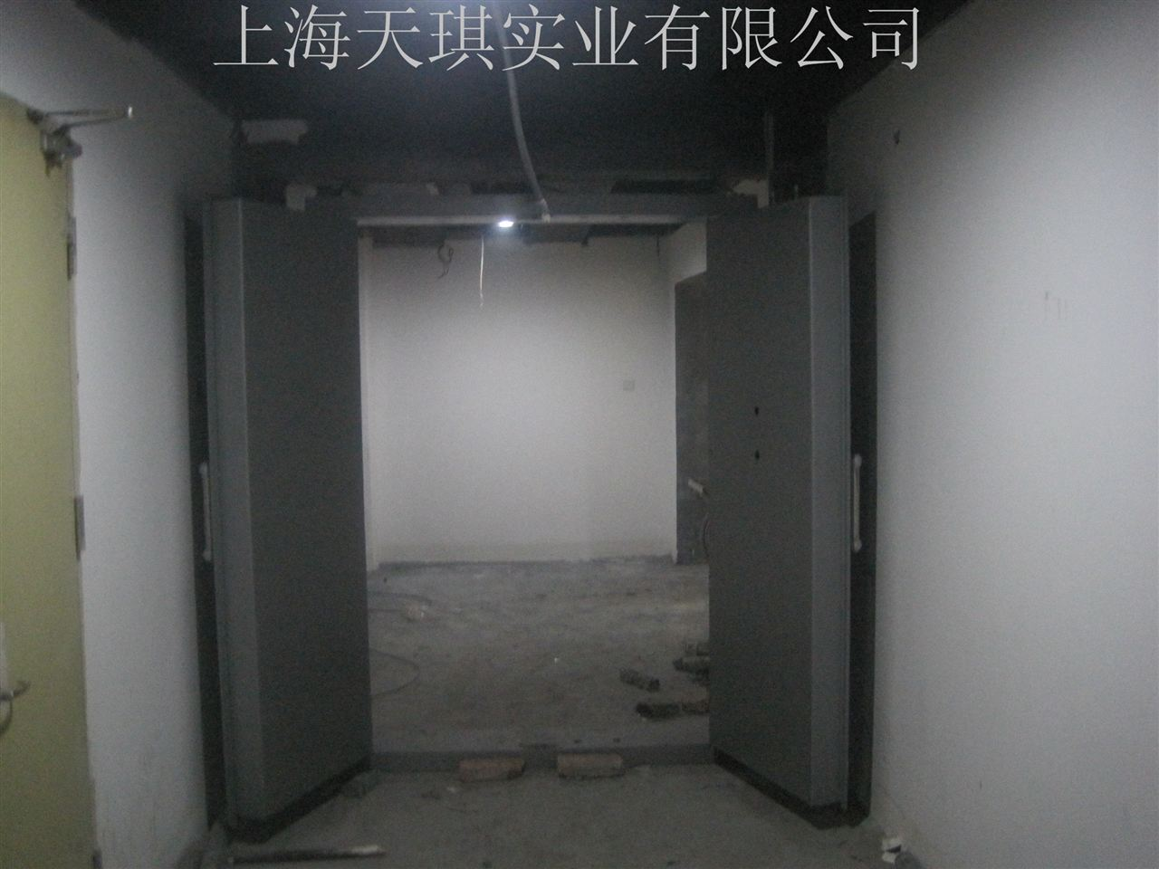 永康C级珠宝店金库门