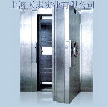 金库门有通俗钢板和不锈钢两种材质。