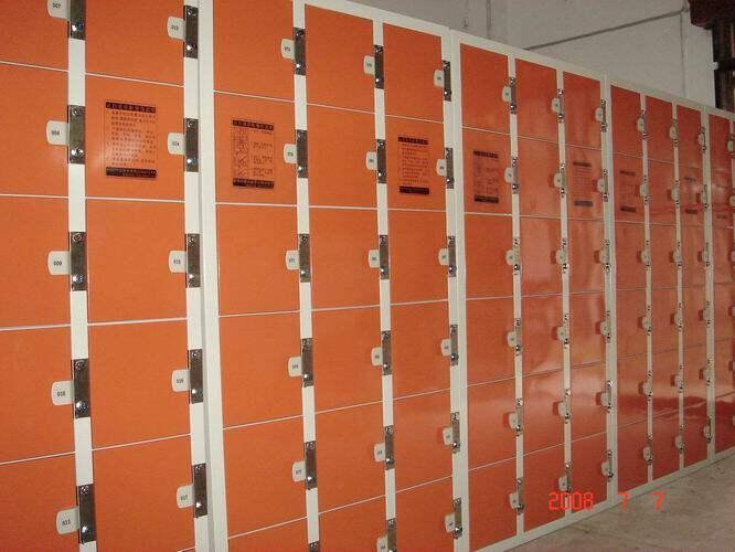 义乌公检法专用存包柜