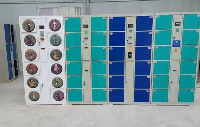 黄山36门电子储物柜