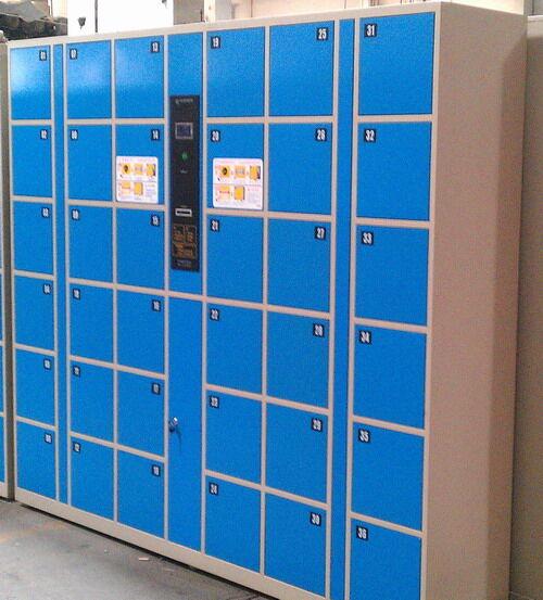 上海电子存包柜尺寸