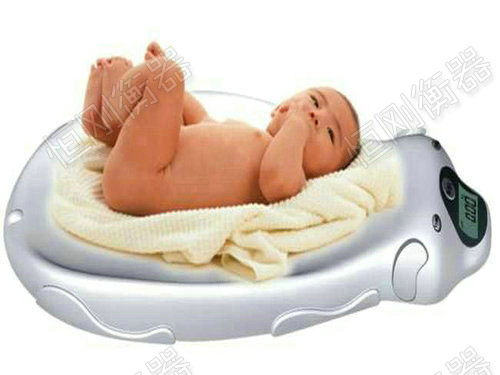 医婴儿体重秤