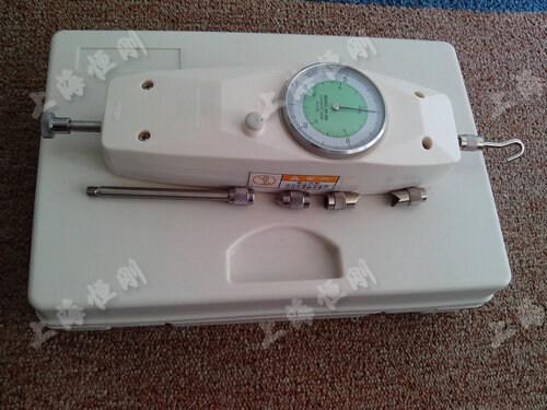 指针电子式推拉力计图片
