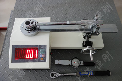 扭力扳手检测工具