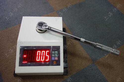 便携式扭力扳手检测工具