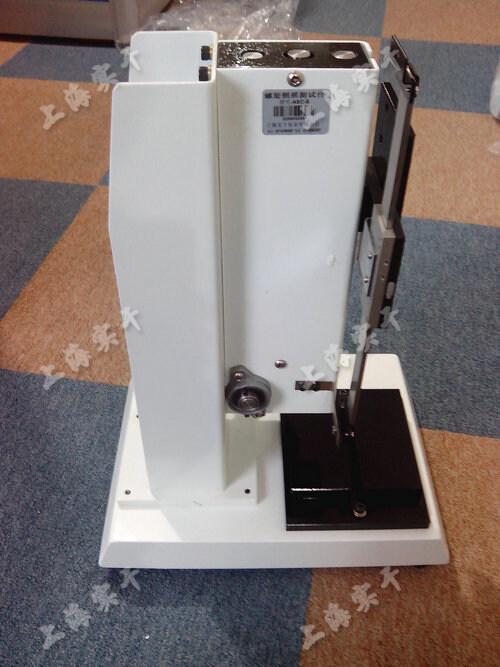 手动立式侧摇测试机台图片